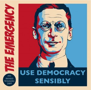 The Emergency CD Cover