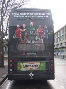 KELLOGGS NUTRI GRAIN Bus