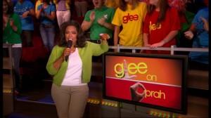 Oprah Glee
