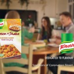 Knorr for Corrie