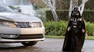 VW Darth Vader