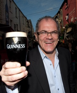Guinness Master Brewer Fergal Murray