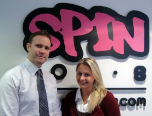 Spin 1038 - Jamie Crawford and Cliona Hayes