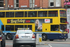 Ray Foley on 98FM