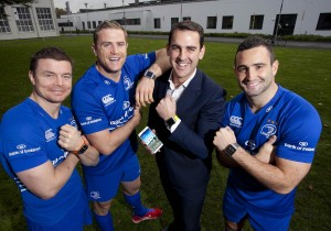 Leinster Rugby and Samsung