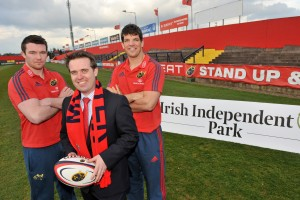 Geoff Lyons, INM at Irish Independent Park