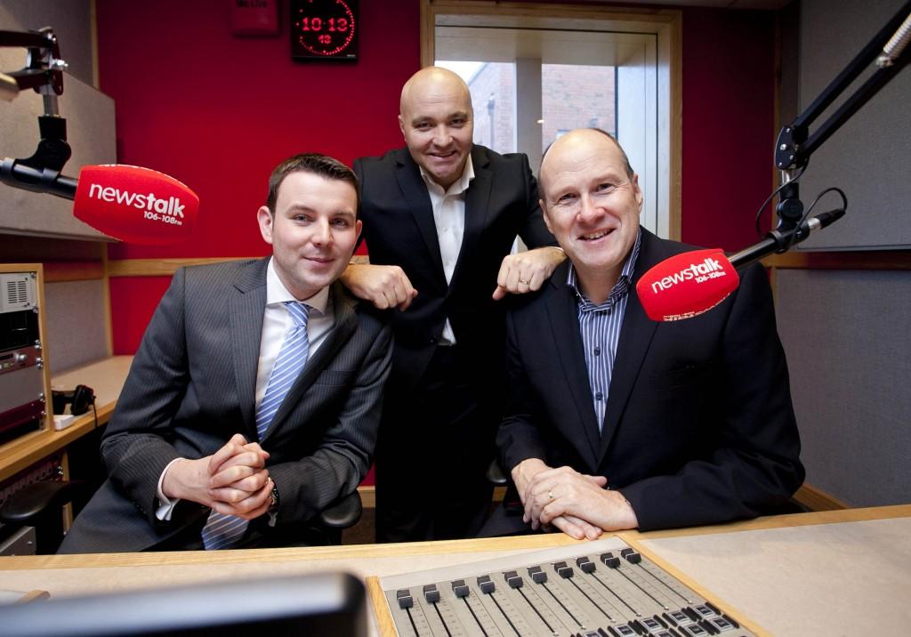 Newstalk Breakfast Show Eircom Sponsorship