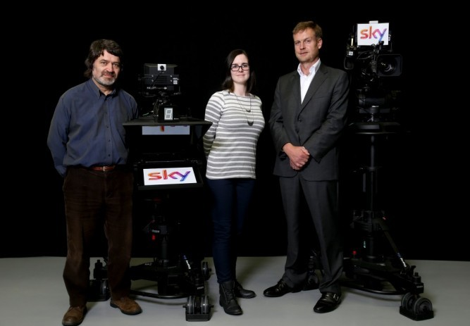 Sky TV Scholarship with IADT