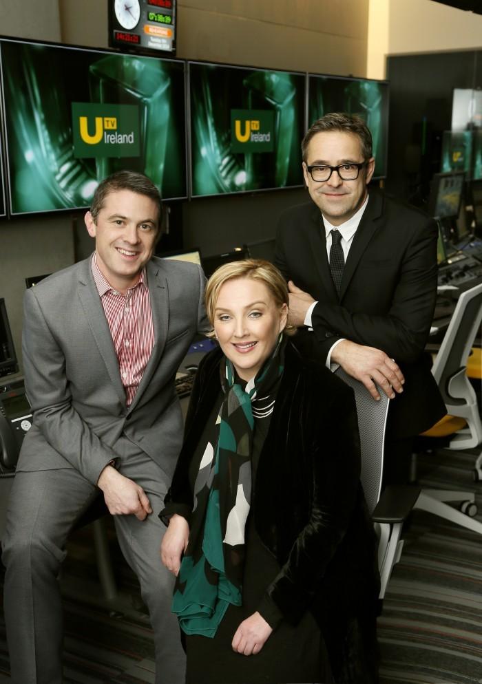 UTV Ireland Launch