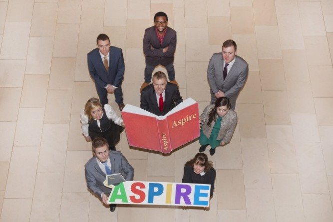 Aspire at UCD 2015