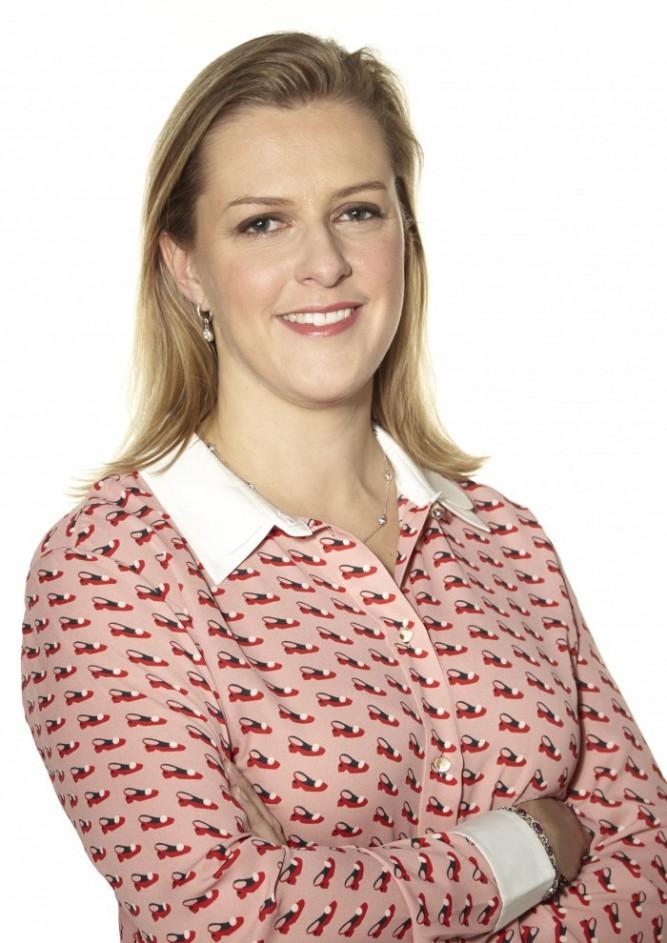 Asta Lund, MultiChannel Director, Arnotts