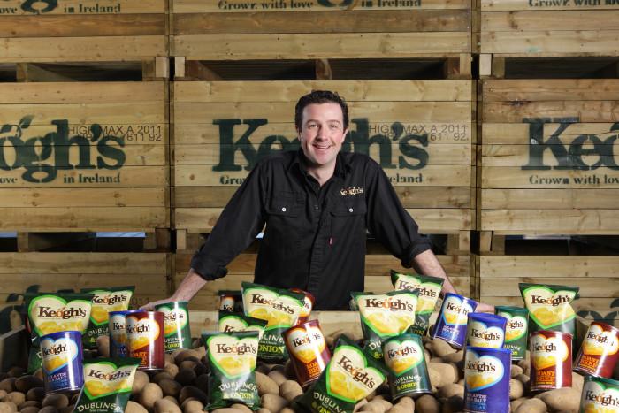 Tom Keogh, Keogh's Crisps