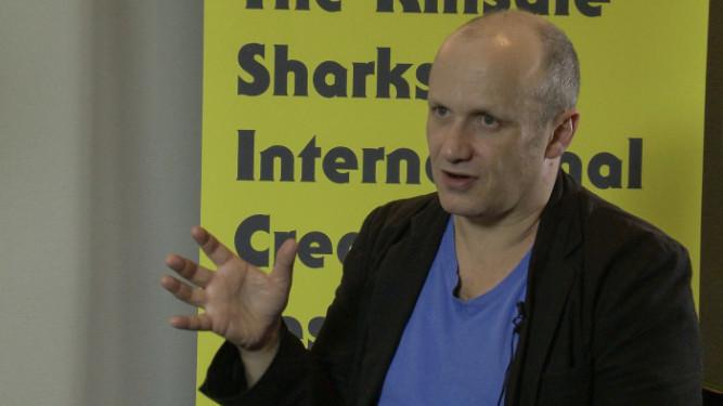 Lenny Abrahamson at Sharks