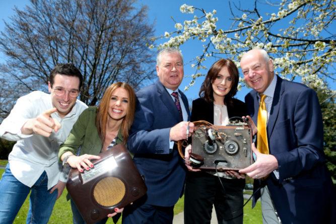 Eoin Conlon, Boys and Girls with Jenny Greene, RTE Joe Duffy, Dee Woods, Radio Nova and Bobby Kerr, Newstalk