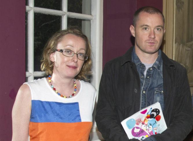 Martha & David Fanning at Marketing.ie 25 Year Party