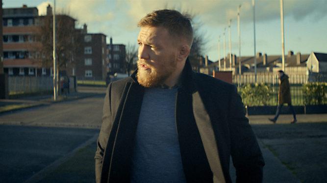Conor McGregor for Budweiser Dream