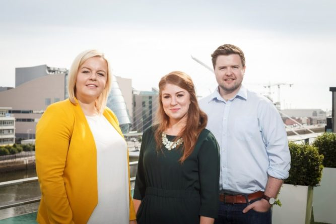 Mediaworks - Sarah Keane, Ciara Baker and Aaron Chalke