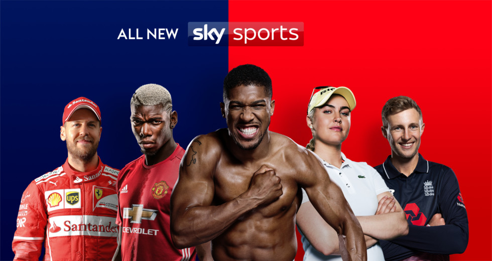 Sky Sports tweaks logo, reorganizes channel lineup