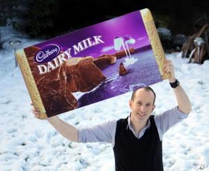 Cadbury Warpper