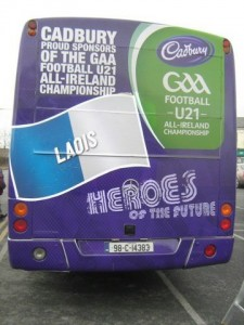Cadbury Bus