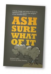 Ash Sure A4 book white