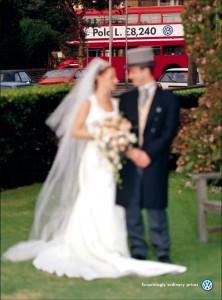 VW Wedding