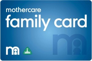 Mothercare Card