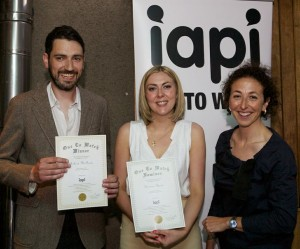 IAPI One To Watch 2012