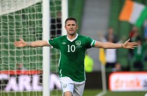 Robbie Keane, Republic of Ireland Captain