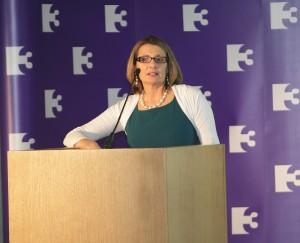 Loretta Dignam at TV3 Seminar