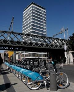 Dublin Bikes 3