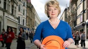 Mrs Moneypenny