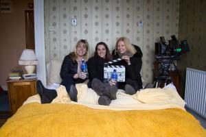 DeepRiverRock TV Shoot