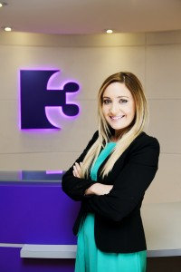 Sharon McHugh, TV3 Group Head of Press