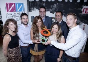 Starcom wins NNI Prize
