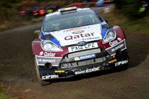 Qatar World Rally Team Ford Fiesta