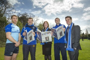 Irish Independent and Leinster Rugby
