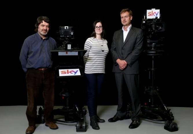 Sky TV Scholarship with IADT