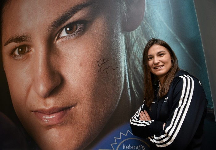 Katie Taylor fronts for Bank of Ireland
