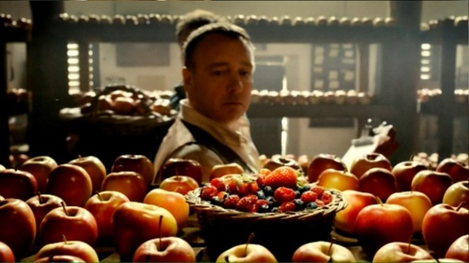 Bulmers Berry TV Ad