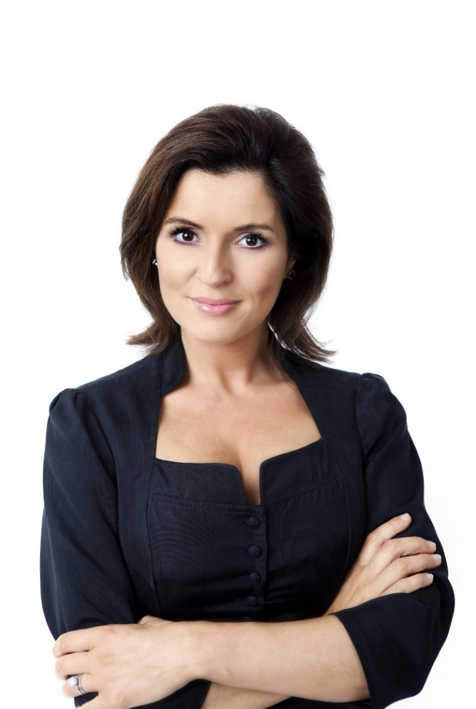 Colette Fitzpatrick, TV News Presenter