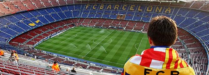 Barcelona - FCB Estadio