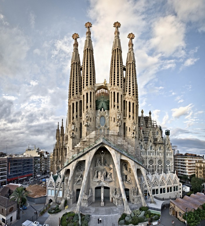 Has Been Voted The Coolest City In Europe A Poll For Estrella Damm Barcelona Beer Brand Claims Catalan Capital Famous Its Architecture And
