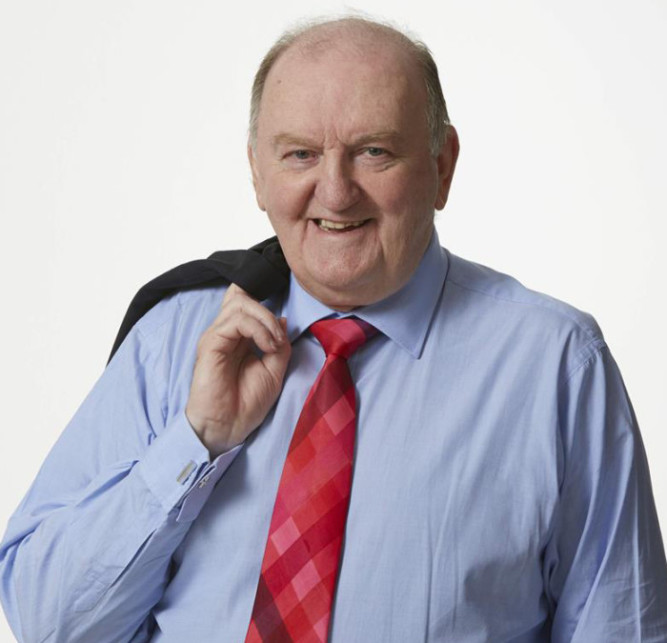 The Late Review with George Hook on TV3