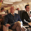 Mad Men, Series 7  Gallery  John Slattery as Roger Sterling and Jon Hamm as Don Draper  ©Lionsgate