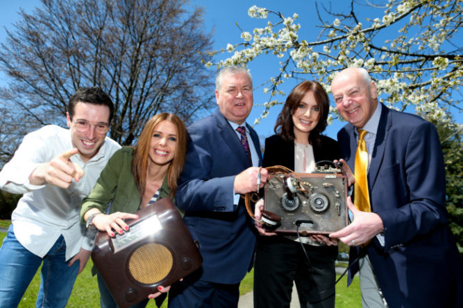 Eoin Conlon, Boys and Girls with Jenny Greene, RTE Joe Duffy, Dee Woods, Radio Nova and Bobby Kerr, Newstalk