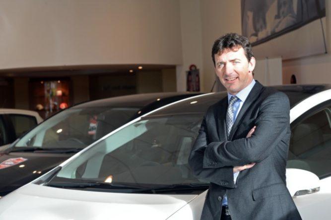 07/01/2015 Business Finance BTW Steve Tormey , Chief Executive Toyota Ireland. Photograph: Eric Luke / The Irish Times