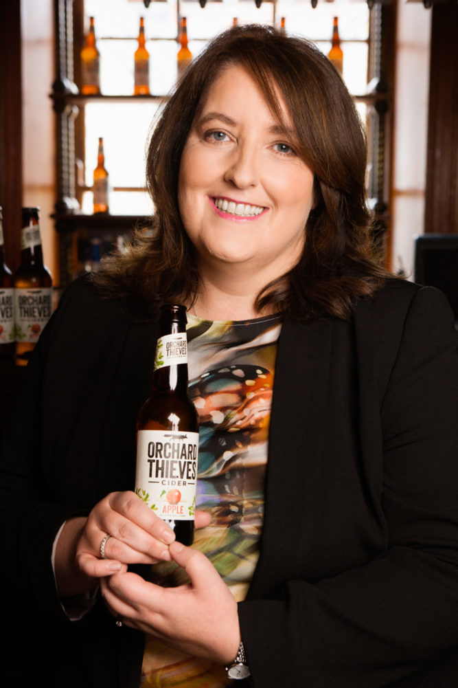Fiona Curtin, Orchard Thieves at Heineken