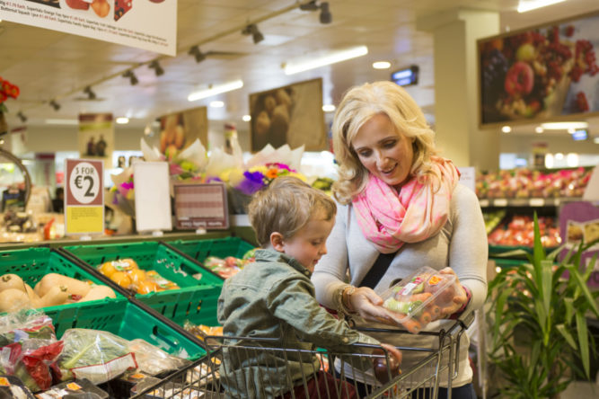 Shopping for Healthy Foods