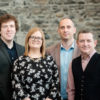 Colm Sherwin, Christina Duff, Frankie Carty and Eddie O'Mahony, Core Media